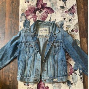 Abercrombie Denim Jacket 💙